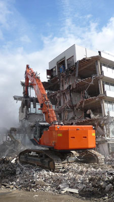 R B Construction Group Demolition